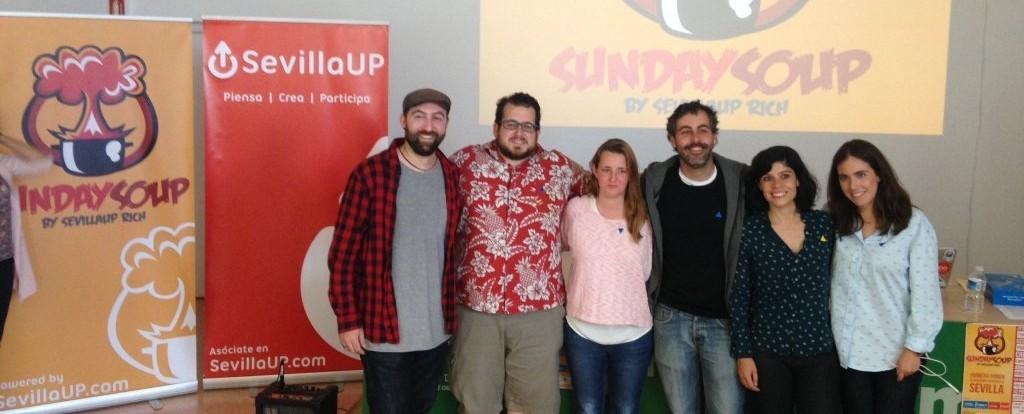 jaime-aranda-SevillaUP-Sunday-Soup