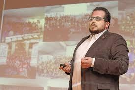 JAIME ARANDA emprendimiento startup innovacion formacion eventos consultor coworking sevilla premio talentia