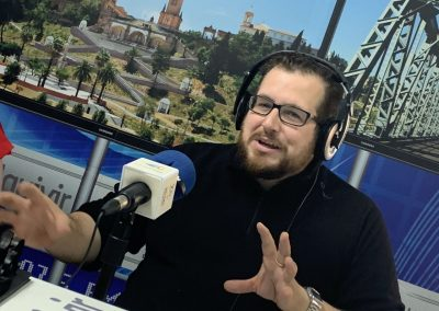 JAIME ARANDA emprendimiento startup innovacion formacion eventos consultor coworking sevilla silvia te orienta radio 006