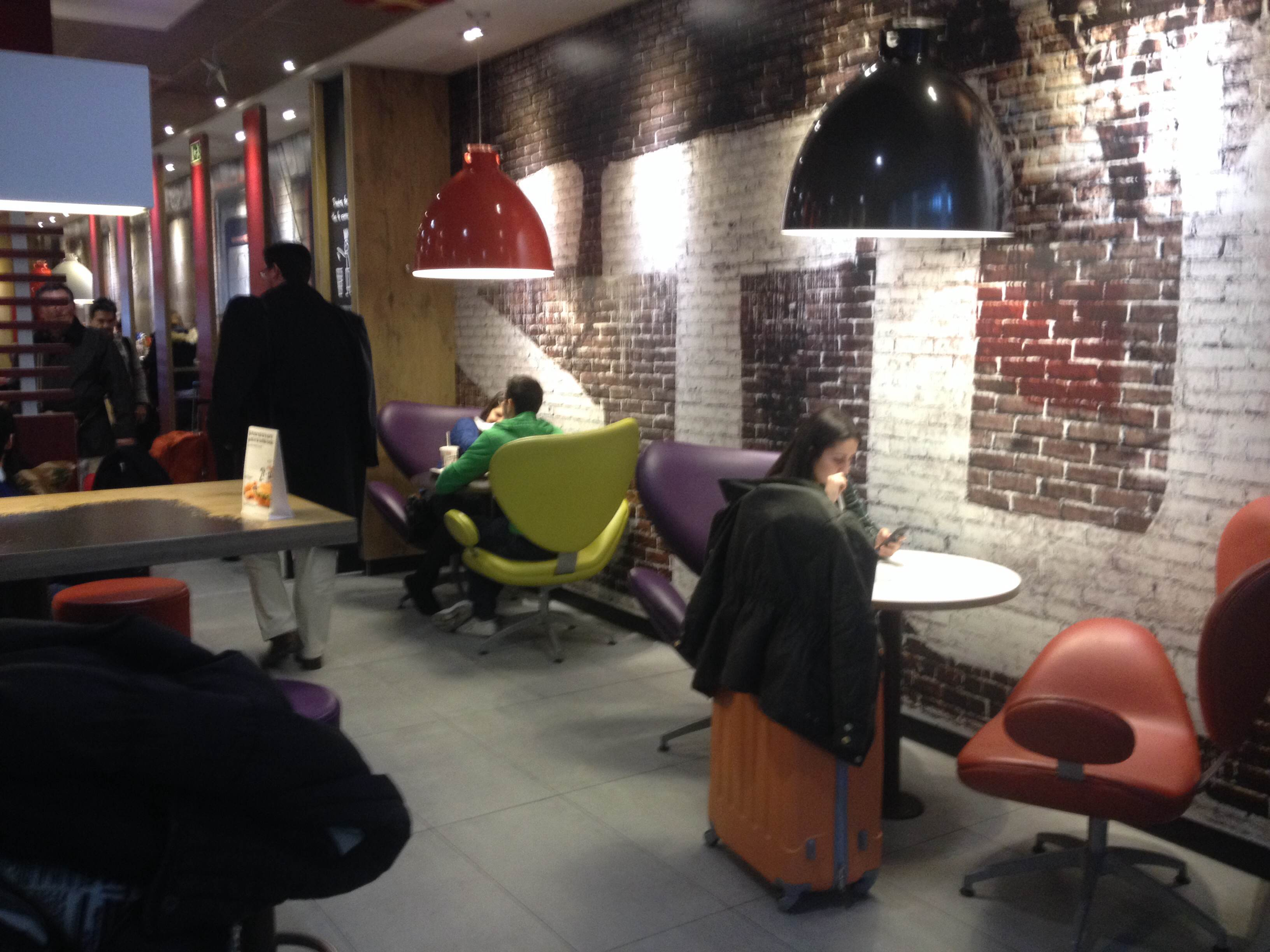 Lo que McDonalds sabe sobre coworking y puede que no te hayas dado cuenta