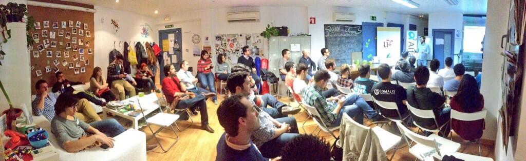 Sevilla Startup. Esto es sólo el principio