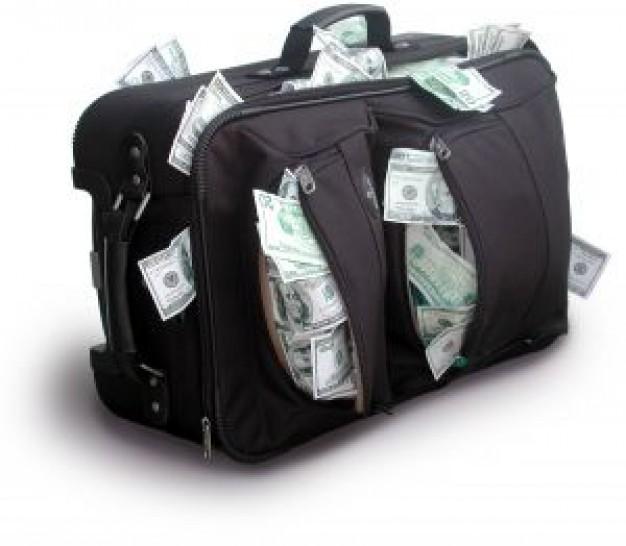 Una maleta para Las Vegas