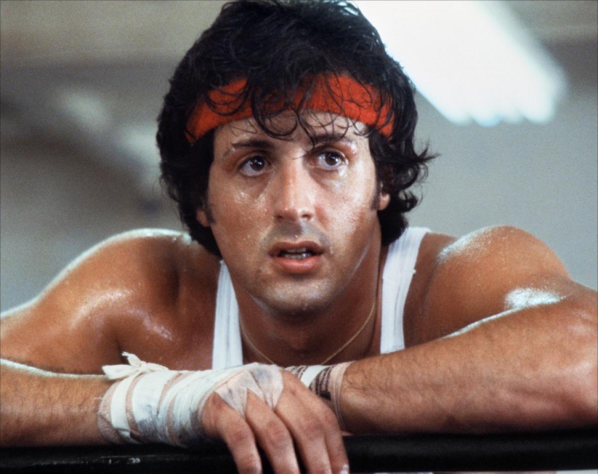 Yo lloro con Rocky