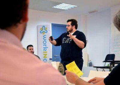 JAIME ARANDA emprendimiento startup innovacion formacion eventos consultor coworking sevilla speaker 041